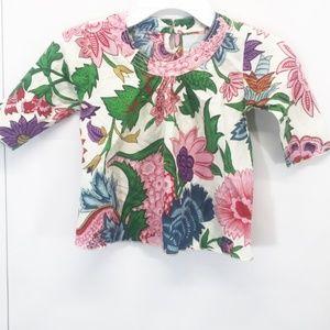 🎈[KIDS]🎈Peek girl blouse shirts 18-24M